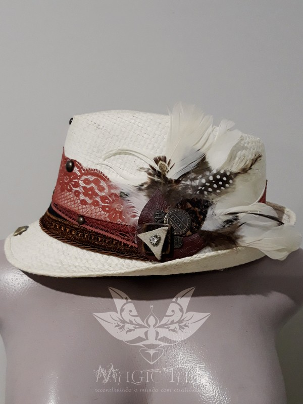 Chapéu Customizado Magic Tale