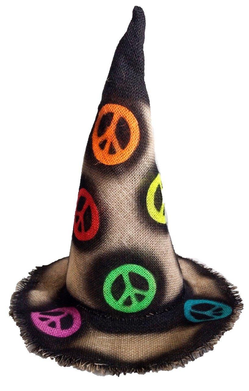 Chapéu de gnomo simbolo da paz