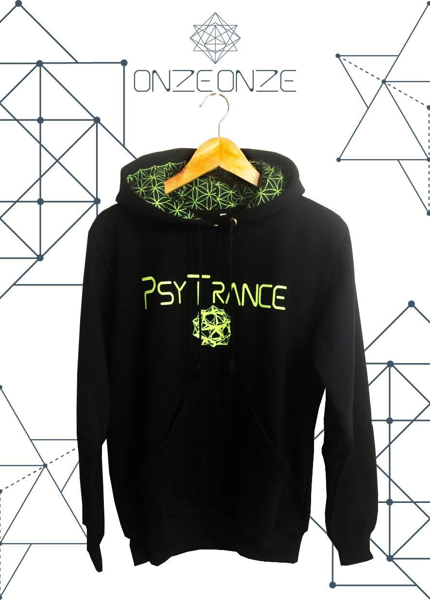 Moletom Psytrance