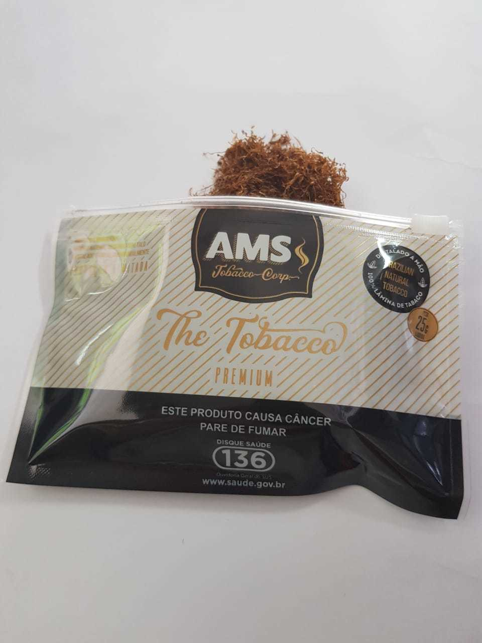 Tabaco Premium AMS (25g) The Tobacco