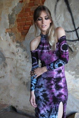 Vestido Cosmos