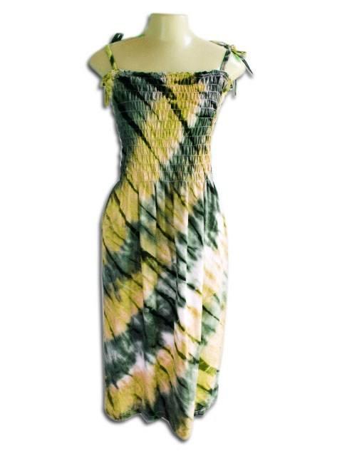 Vestido Lastec Tie-Dye Psicodélico 008