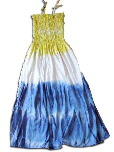 Vestido Lastec Tie-Dye Psicodélico 014
