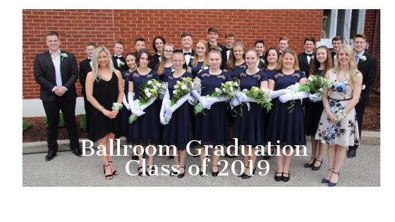 Ballroom Graduation Class of 2019 (1)