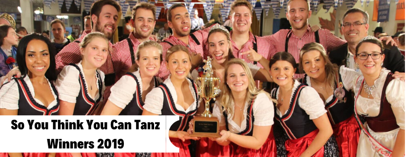 So You Think You Can Tanz Winners 2019