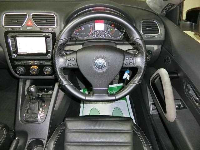 Volkswagen Scirocco 2009 Interior Neu Used Volkswagen