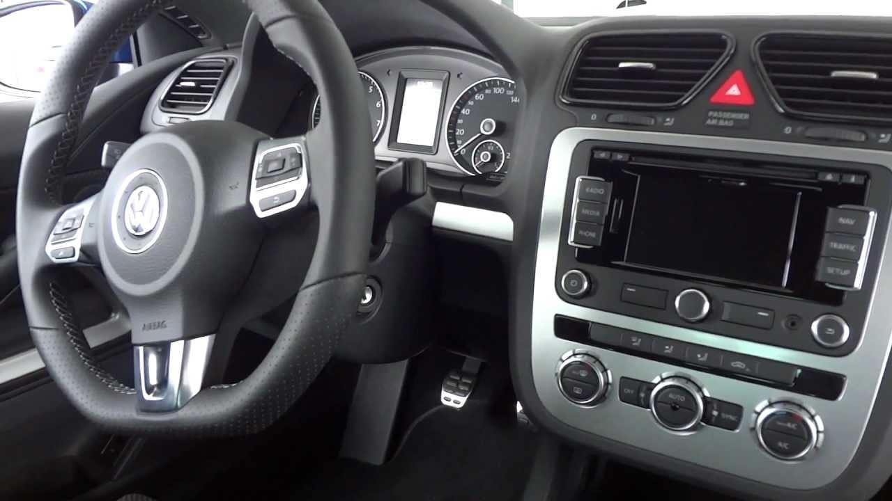 Volkswagen Scirocco 2015 Interior Cool Volkswagen Scirocco Tsi