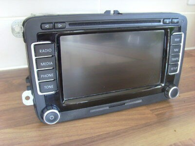 Vw Scirocco Radio Rns 510 Inspirierend Genuine Vw Rns 510