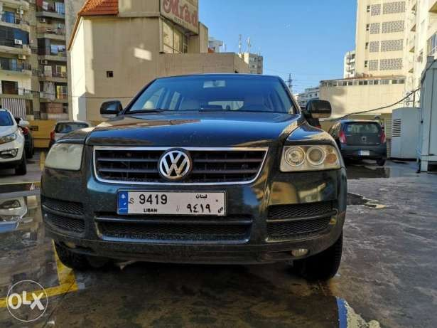 Vw Touareg 2005 Olx Grossartig Second Hand Vehicles Used Cars Boats