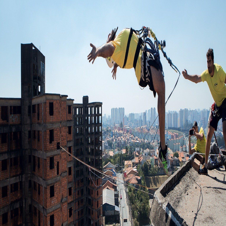 Pacote Rope Jump para 5 pessoas. (PROMOÇÃO 18/08/19)