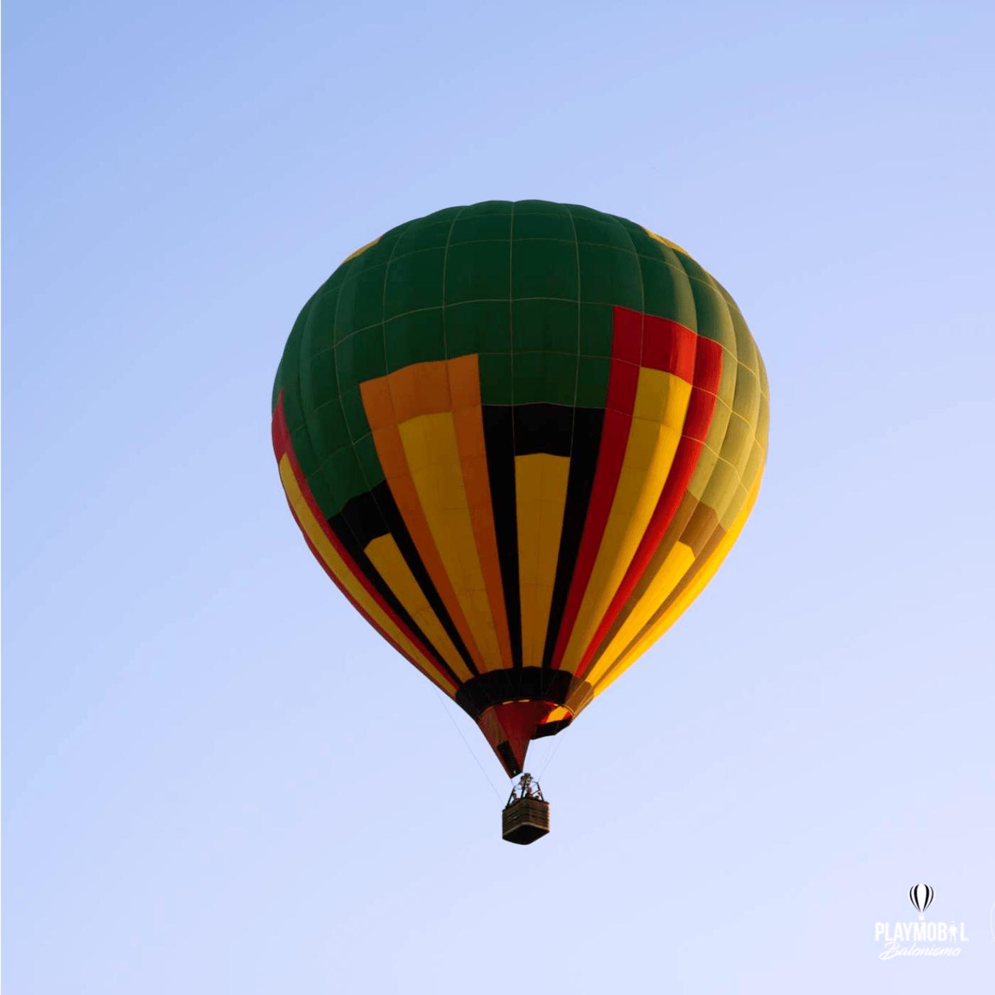 Passeio de Balão para 2 pessoas em Boituva-SP