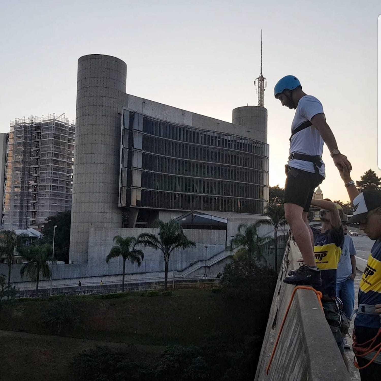 Rope Jump da Ponte Sumaré-SP (01/09/2019)