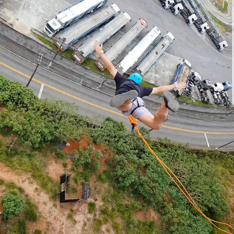 Rope Jump dos Prédios - São Bernado do Campo-SP (08/09/2019)