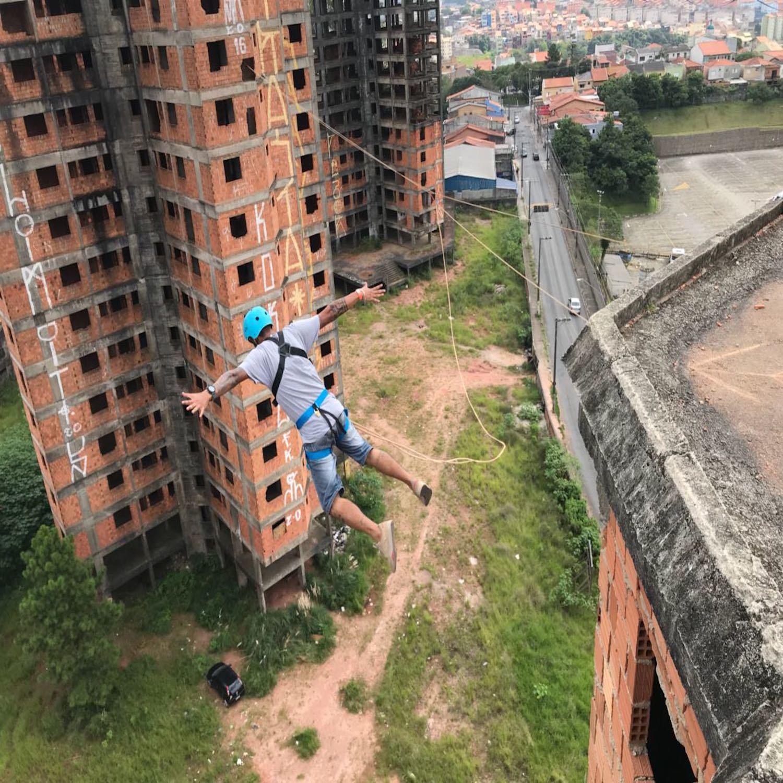 Rope Jump dos Prédios (05/10/2019) São Bernardo do Campo-SP