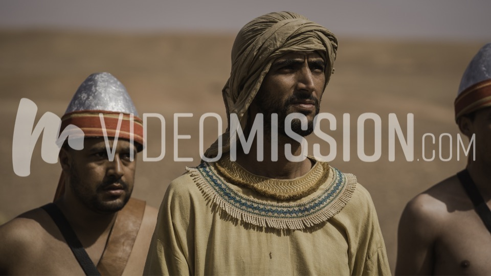 Daniels 3 Friends Brought Before Nebuchadnezzar 16