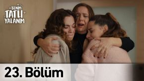 Benim Tatli Yalanim 23 English Subtitles | My Sweet Lie