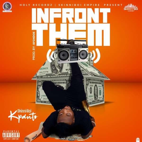 Kpanto - Infront Them
