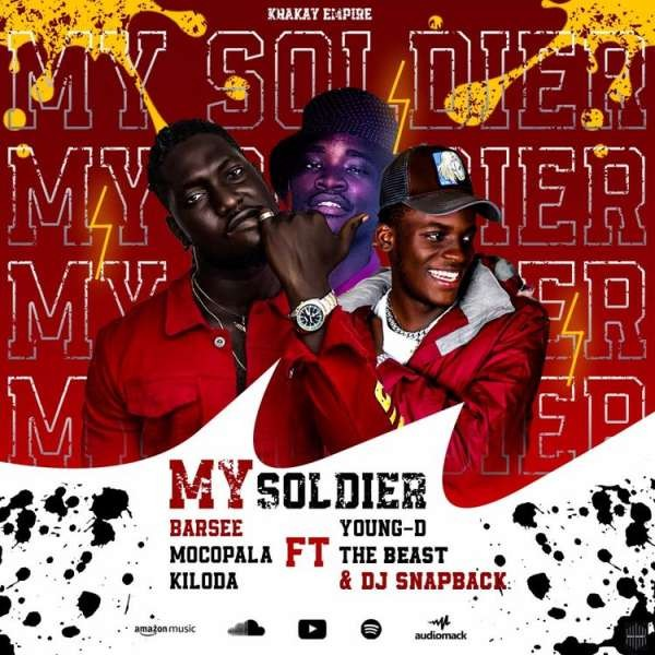 Barsee Feat. DJ SNAPBACK & Young D the BEAST - MY SOLDIER