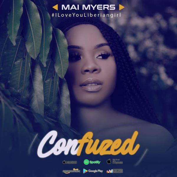 Mai Myers - Confuzed