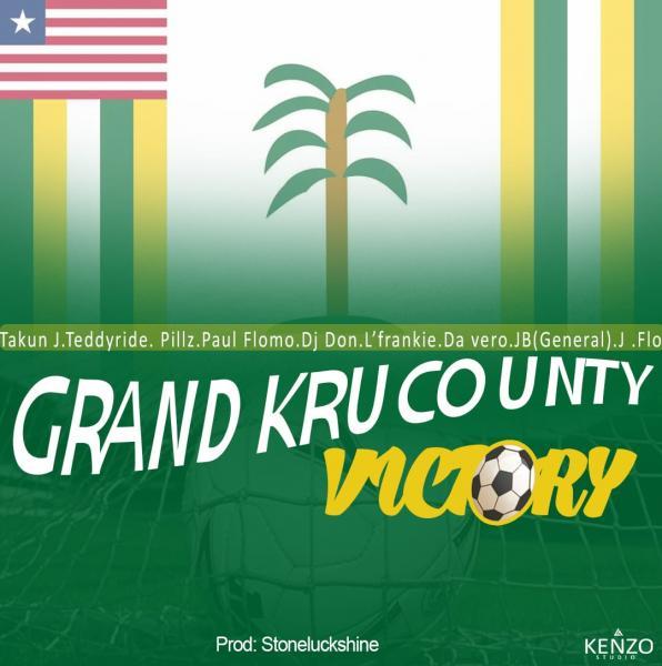 Grand Kru All Stars prod by StoneLuck Shine - Victory